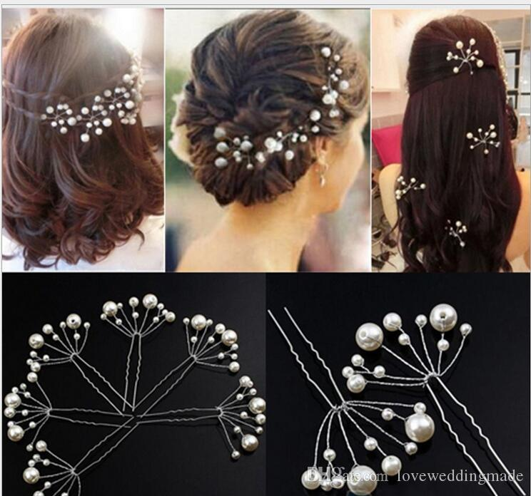 Sparkly White/Red Bridal Headpieces 2019 Wedding Accessories Women Hairpins Fascinators For Wedding Party Bridesmaid Popular