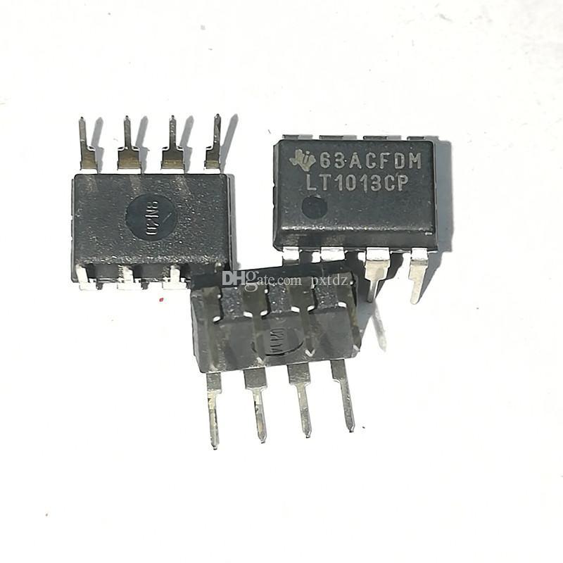 LT1013CP. LT1013CN8. LT1013ACN8, doppio pacchetto in plastica a 8 pin in linea. IC circuito integrato PDIP8 / DUAL OP-AMP, AMPLIFICATORI OPERATIVI