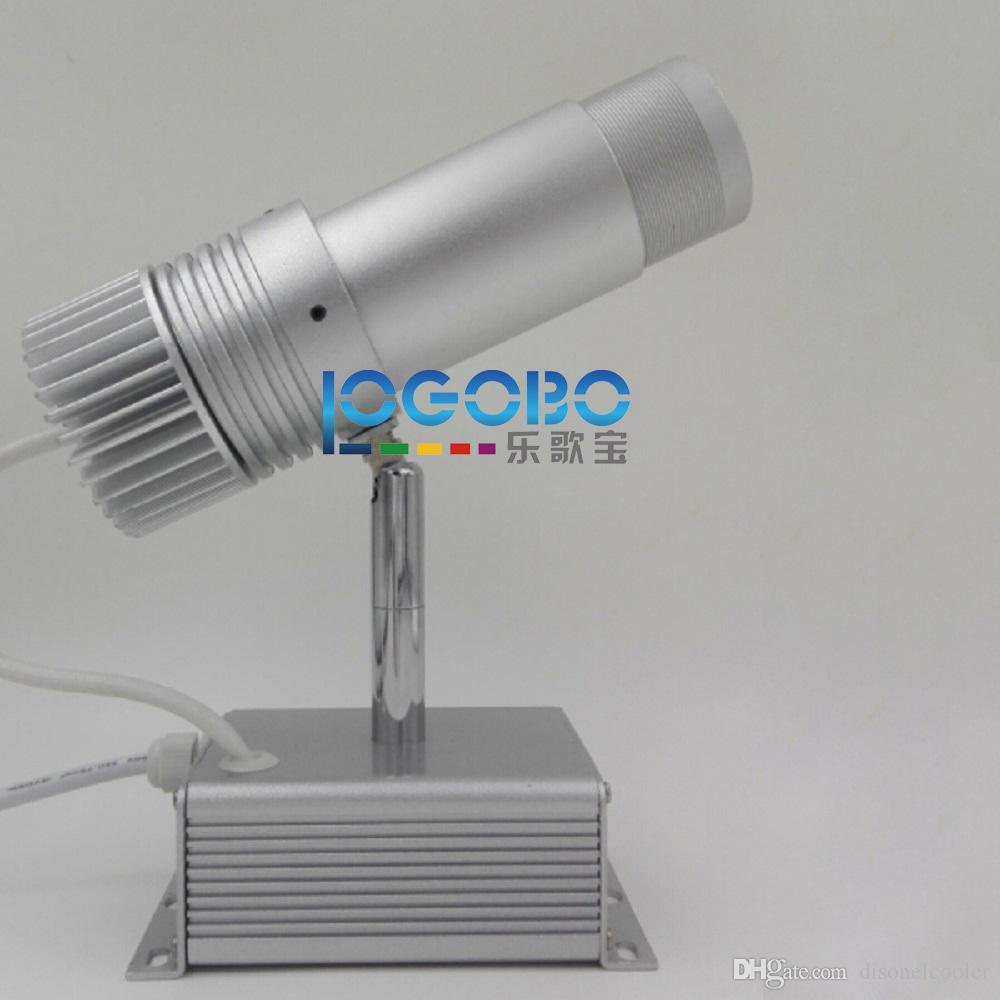 Cheap Gobo Factory Shop 10W LED Custom Decorations Overhead Gobo Logo Projector Lightings Stage Pattern Holder DJ Lighting, Free Shipping