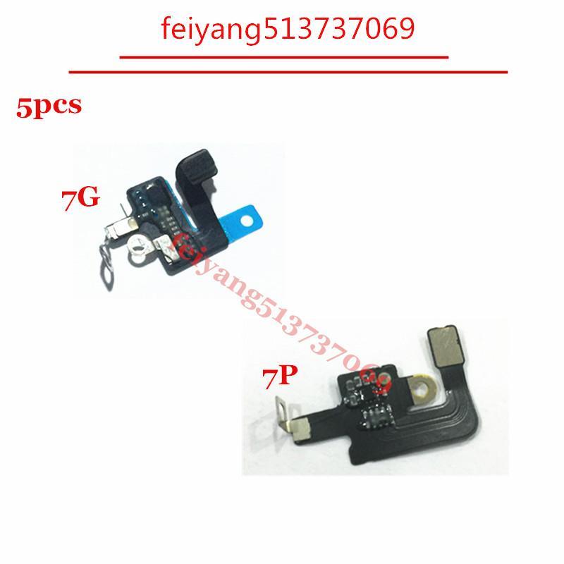 5 pcs Original nouveau WiFi Antenne Signal Recevoir Flex Ruban Câble Réparation Partie Pour iphone 7 7 plus