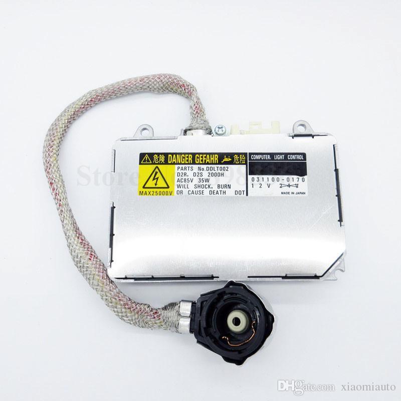 Xenon Headlight HID Ballast 85967-50020 84965-AE020 84965AE020 84965-AG000 84965-AG010 39000-20751 D2S D2R Per TOYOTA Lexus Legacy Outback
