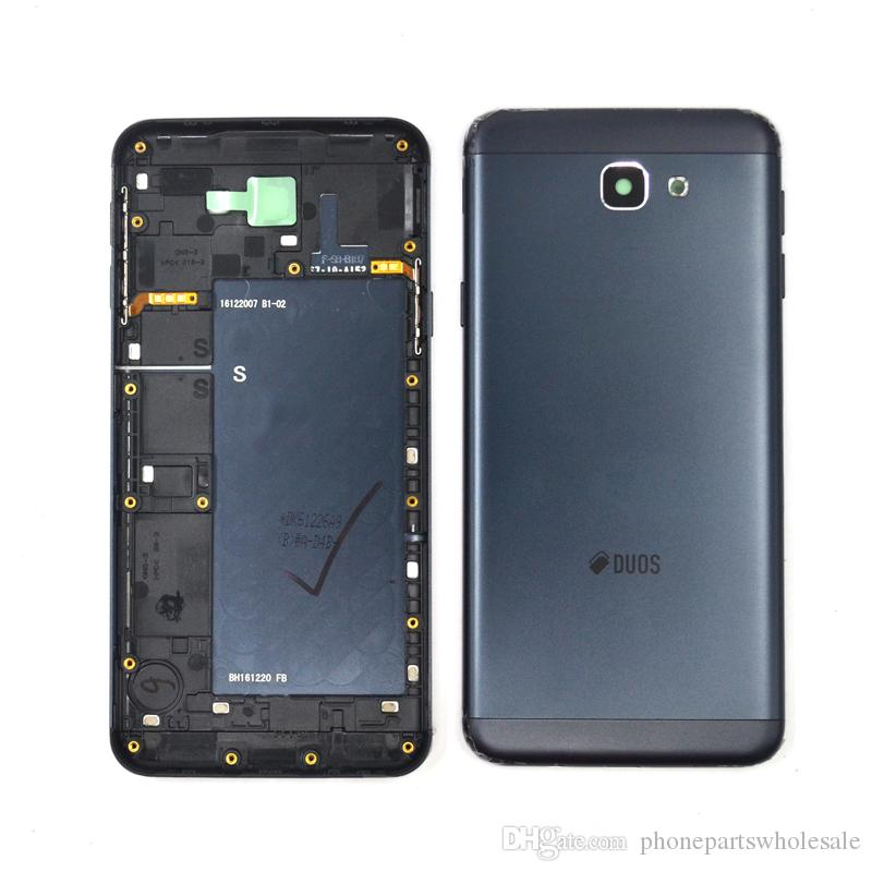 info for cd1e5 410e5 2019 Black Gold For Samsung Galaxy J5 Prime Battery Cover Replacement  Housing For Samsung Galaxy J7 Prime Battery Back Door Cover Case From ...