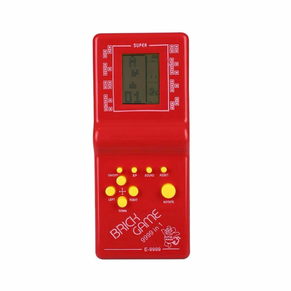 Handheld coloring games for toddlers - Tetris Classic Tetris Hand Held Electronic Game Toy Fun Brick Game Educational Toys Color R