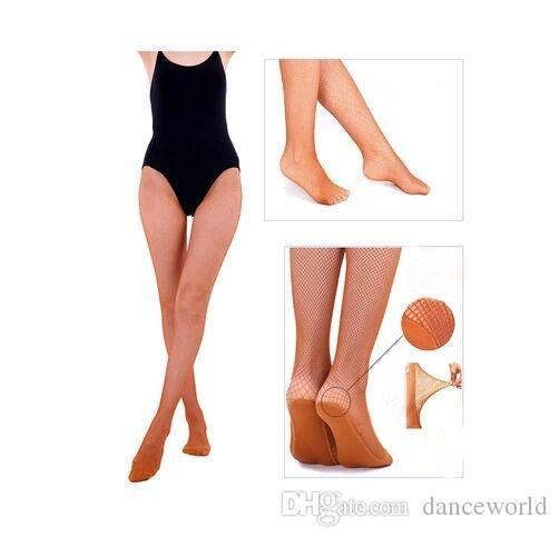 Profesional de baile latino de rejilla sin costuras apretada adultos medias latino teatro de jazz representación tradicional de la moda de baile envío libre