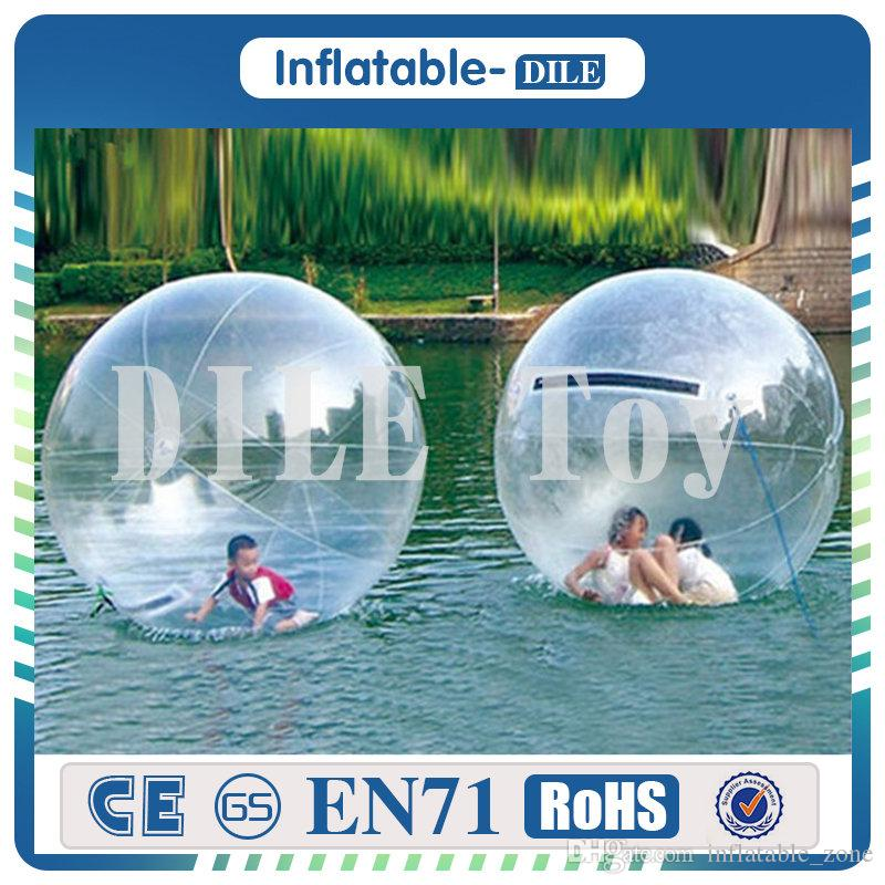 free shipping inflatable water balloons,water rollers,inflatable pool and water walking ball Inflatable Recreation 2M ballet dance ball