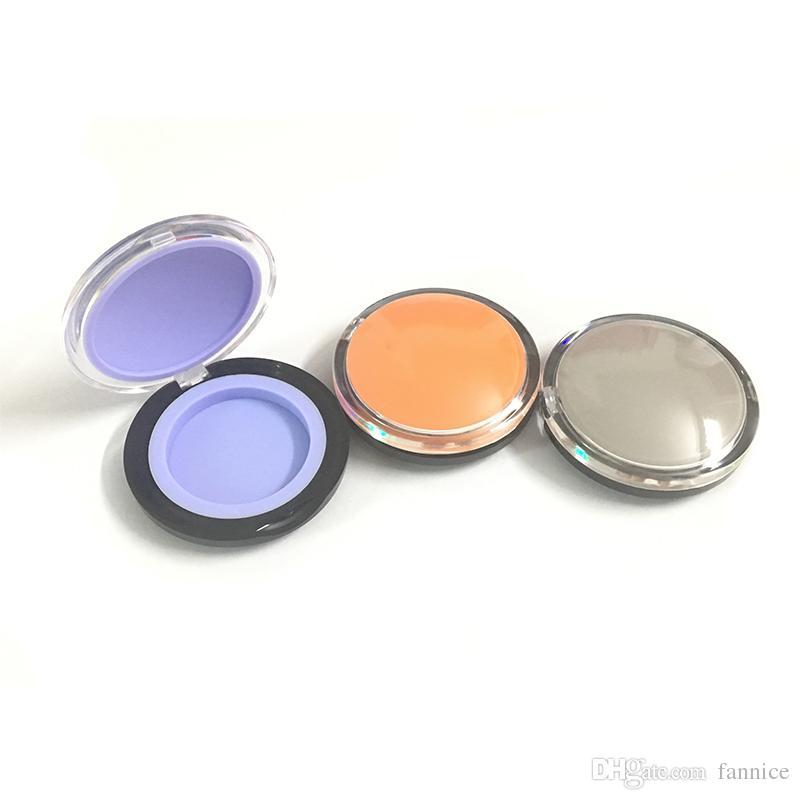 Antihaft Dab Jar Silikon Wax Container 6ml Silikon Hülle mit reichhaltiger Farbe zur Auswahl 1pc