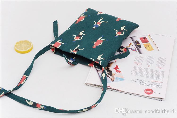 20pc 12OZ canvas Mini travel case Cross-body Neck Strap Lanyard Mobile Phone Shoulder Bag Pouch cell phone Case Handbag Purse Coin Wallet