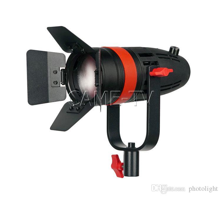 Çanta ile 1 Adet CAME-TV Boltzen 55W Fresnel Odaklanabilir LED Günışığı