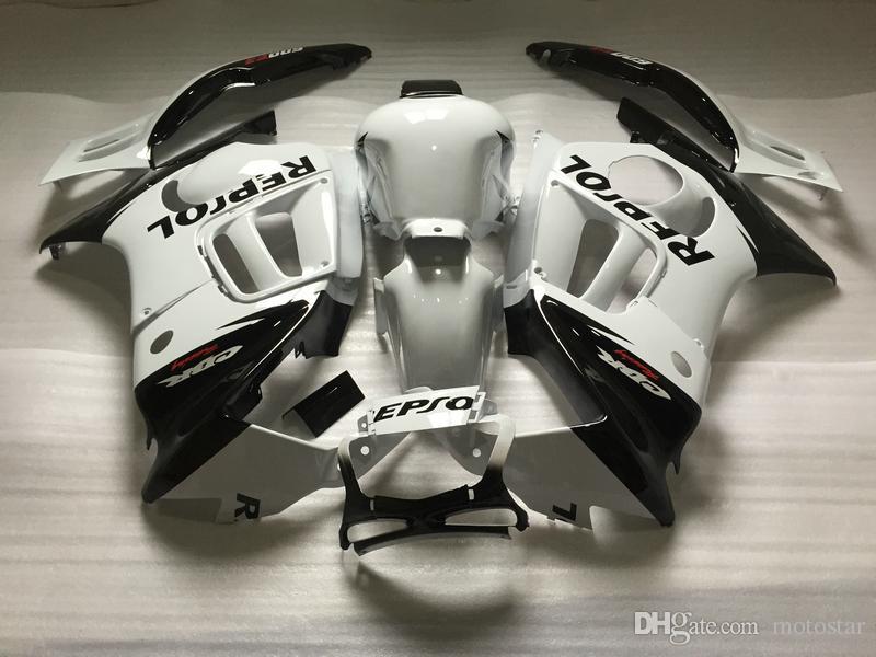 High quality motorcycle fairing kit for Honda CBR600 F3 95 96 white black body repair fairings set CBR 600 F3 1995 1996 OT23