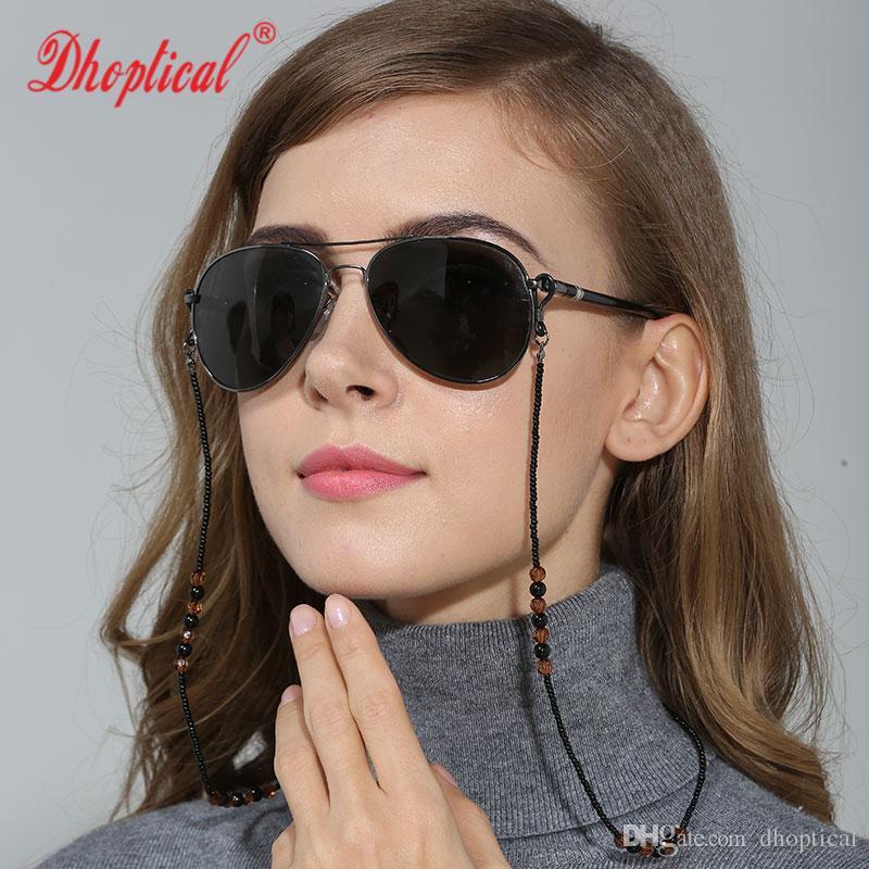 10 adet gözlükler kordon, renkli güneş gözlüğü zinciri, gözlük önlemek kayma toptan kaliteli moda tasarım önlemek gözlük kayma 10 adet B029
