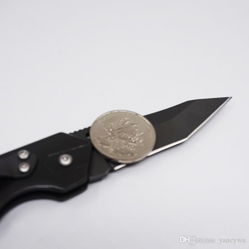 Новое прибытие 7CR13MOV стали 58HRC Портативный мини складной ножи 3925 карманный нож Складной лезвие выживания кемпинг походы ножи EDC инструмент