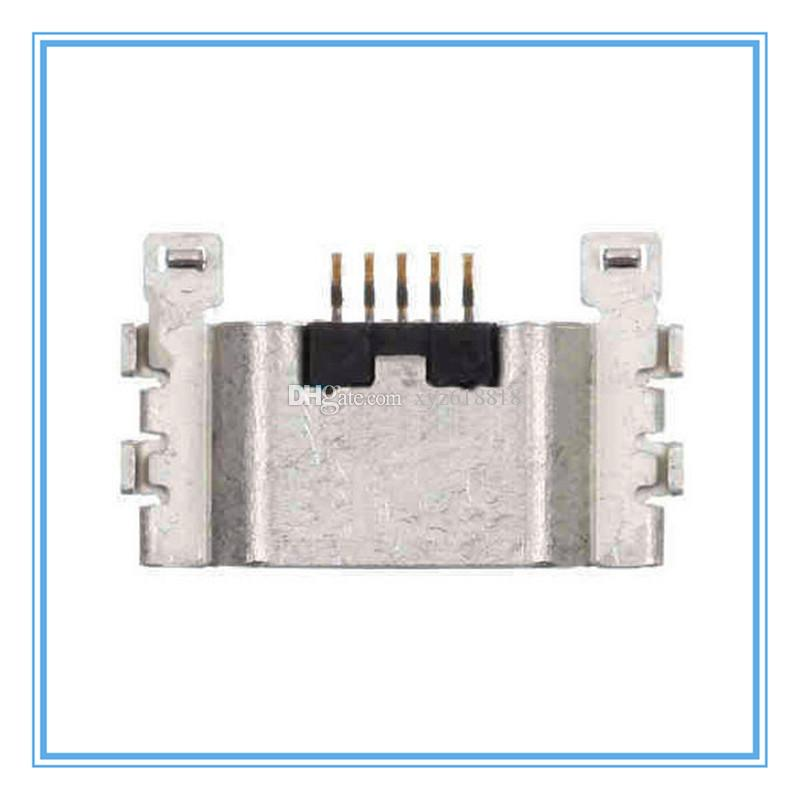 Original New Replacement for Sony Xperia Z2 L50W D6503 Charger Connector Micro usb Charge Charging Connector Plug Dock Socket Free Shipping