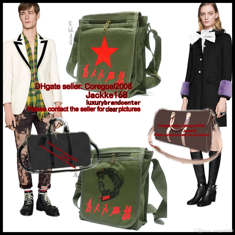 KEEPALL BANDOULIÈRE 45 50 55 60 M41418 M41416 M41414 M41412 bolsa de viaje duffel bag tote luxury marca de Francia Carry On GYM bolso grande