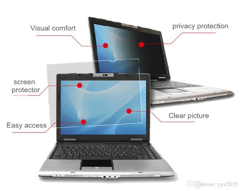 """Privacy Screen Filter Anti-Glare Protector Film for 16/""""  Laptop Computer ET"""