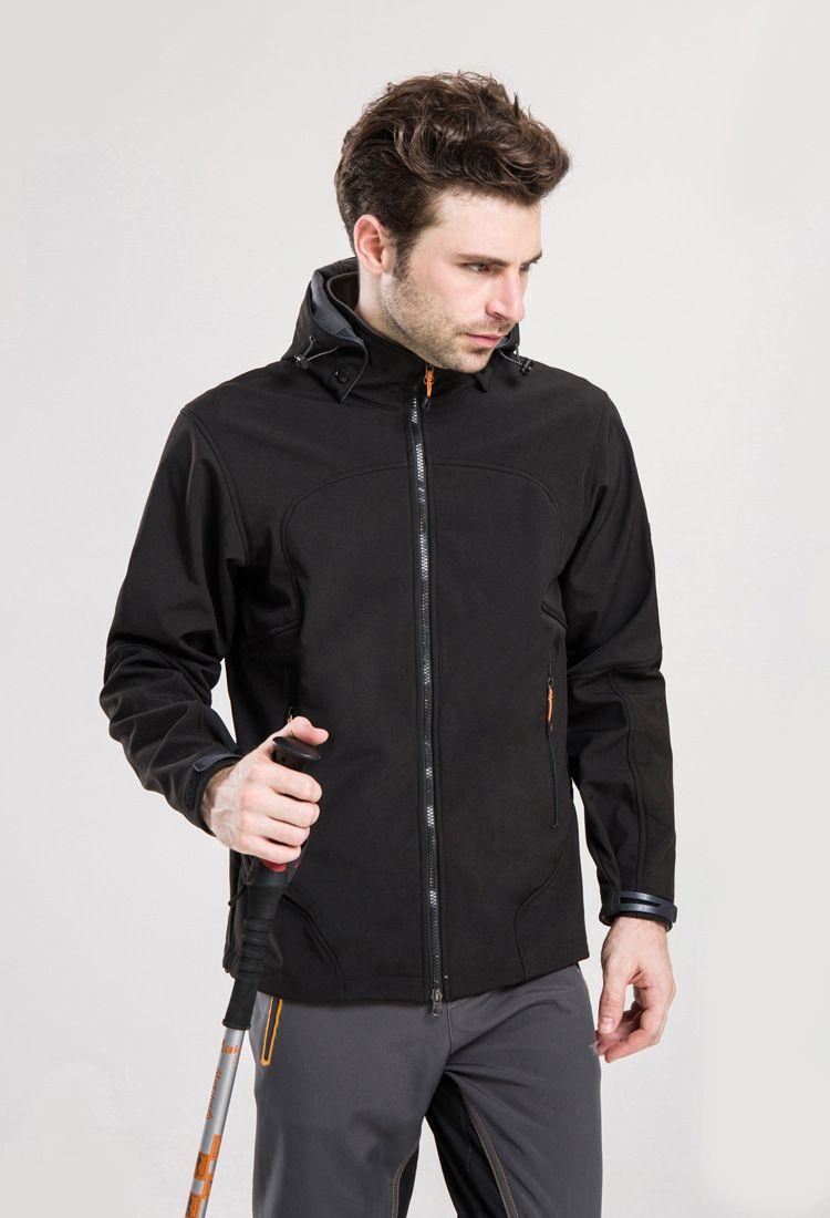 Giacca invernale da uomo antivento Hood parka da uomo giacche e cappotti Giacca a vento Outdoorport Coat Jaqueta masculina
