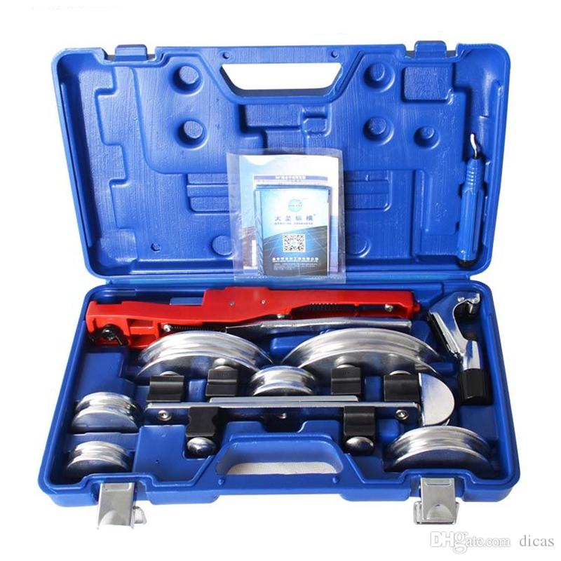 free shipping air condition tool sets metal pipe bender copper tube bending  tool -22mm aluminium tube copper pipe bender CT-999F