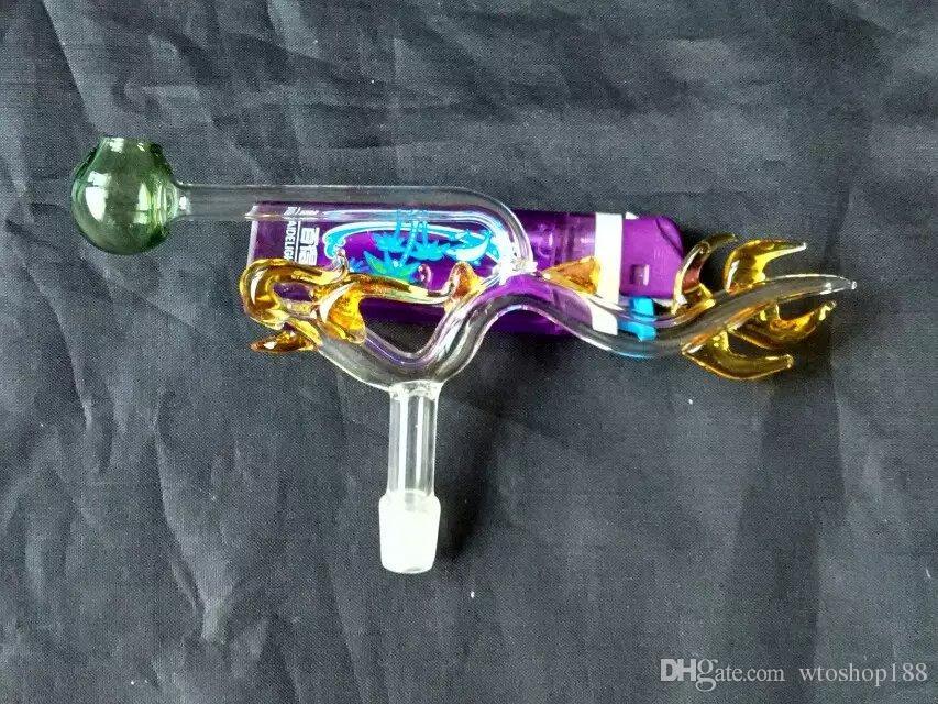 Long burner bongs accessories  , Glass Water Pipe Smoking Pipes Percolator Glass Bongs Oil Burner Water Pipes Oil Rigs Smoking
