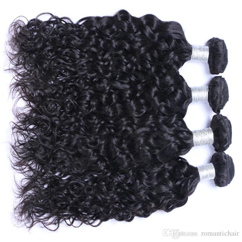 Onda naturale vergine brasiliana malese peruviano mongolo cambogiano indiano non trasformati capelli brasiliani bundles migliori capelli umani spedizione gratuita