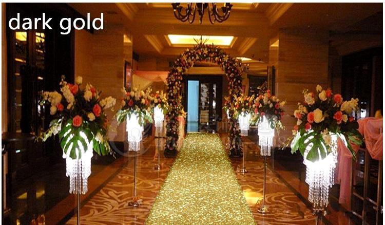 Fashion wedding decor pearlescent carpet 14 m wide shiny aisle a place which is used for wedding can never be lack of wedding decorations perth it is the wedding decorations sydney that define a place a junglespirit Choice Image