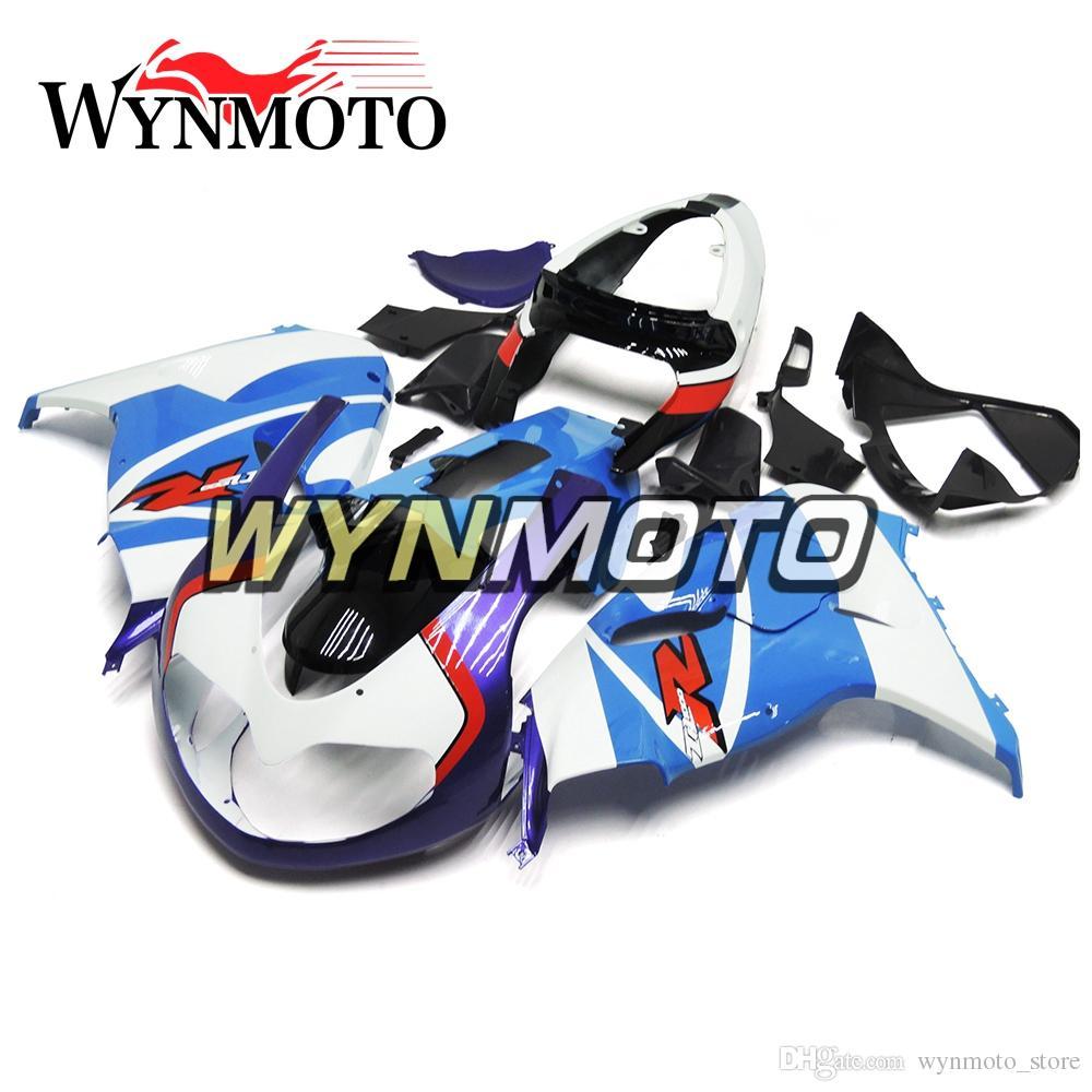 Обтекатели для Suzuki TL1000R год 1998-2002 98 99 00 01 02 впрыска ABS пластик мотоцикл обтекатели белый синий рамки панели капоты обложки