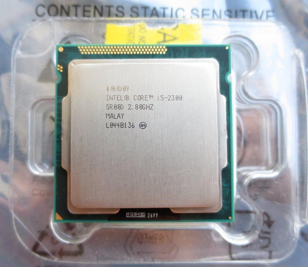 Intel Core i5 2300 2.80GHz 6MB Socket 1155 CPU Processor (SR00D)