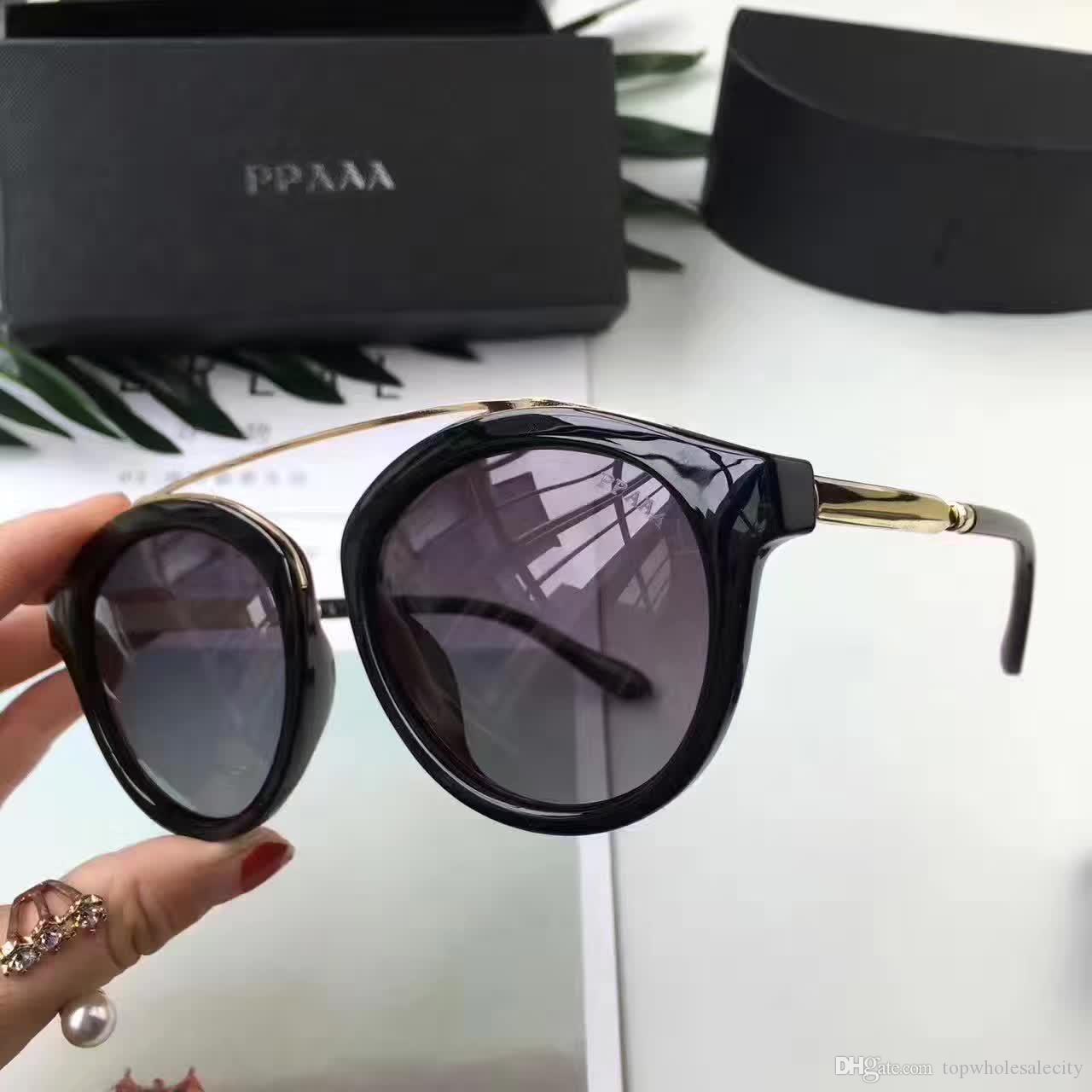 2017 hochwertige polarisierte sonnenbrille Mode designer brillen outdoor freizeit sonnenbrille brille high-end-marke sonnenbrille mit box