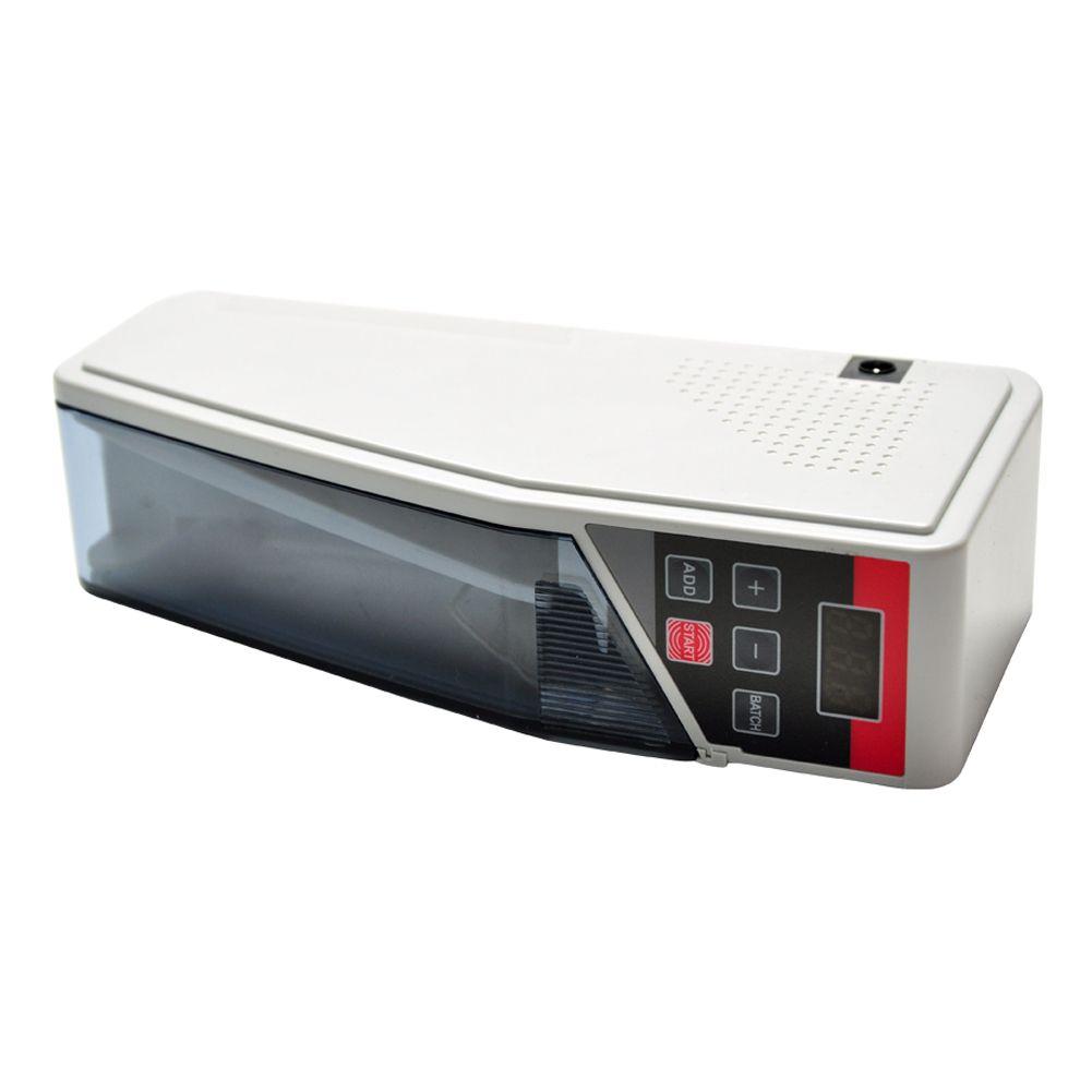 Gros- Mini Portable Handy pour la plupart de l'argent contre le projet de loi Monnaie Remarque trésorerie de comptage UE-machine V40 Équipement financier gros