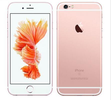 100%オリジナルのApple iPhone 6sタッチID iOS 9デュアルコア2GB RAM 16GB 64GB 128GB ROM 4.7''12MPカメラのロック解除された改装された携帯電話
