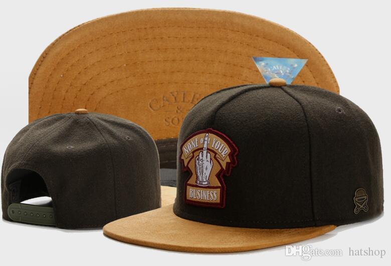 Caimler filhos bonés de snapback chapéu de baseball chapéu de snapback para homens tamanho ajustável