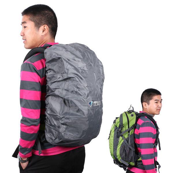 15-35L / 35-55L / 55-80L imperméable housse de pluie pour Voyage Camping randonnée en plein air vélo école sac à dos bagages sac poussière couverture