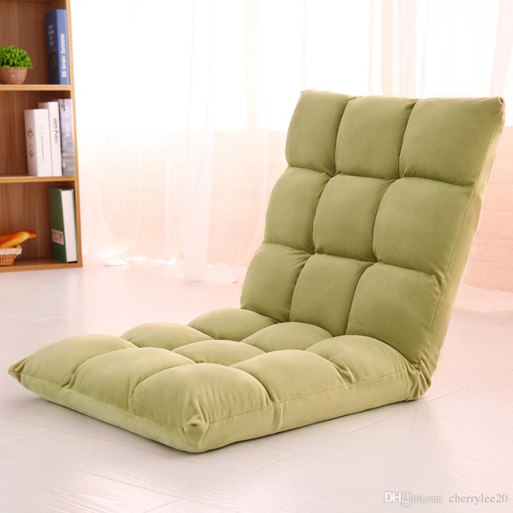 Lazy Sofa Floor Cushion Sofa Chair Folding Beach Chair Gaming ...