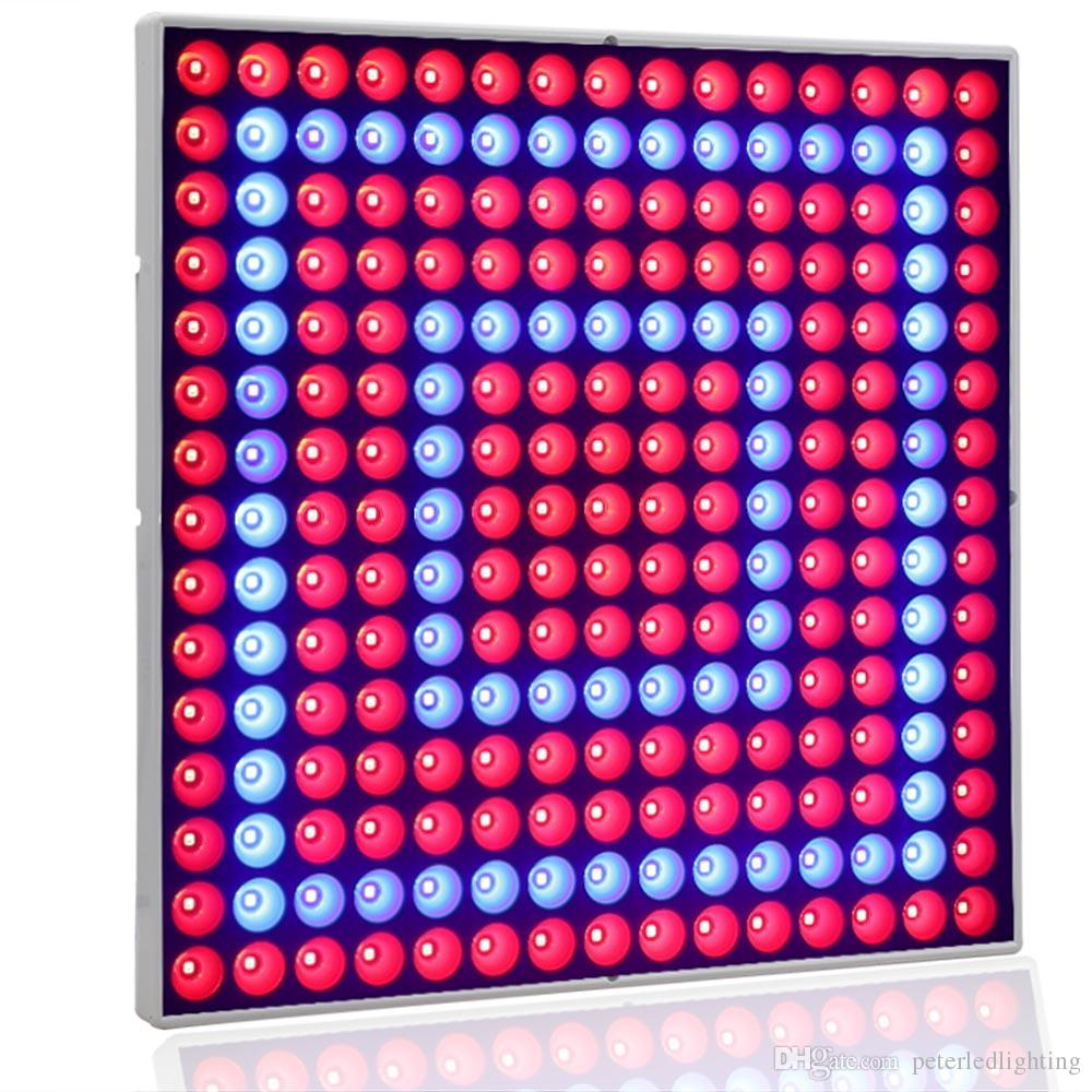 225 SMD 2835LED 45W Grow Light Blue Red Panel Hydroponic Plant Lamp Indoor Plant