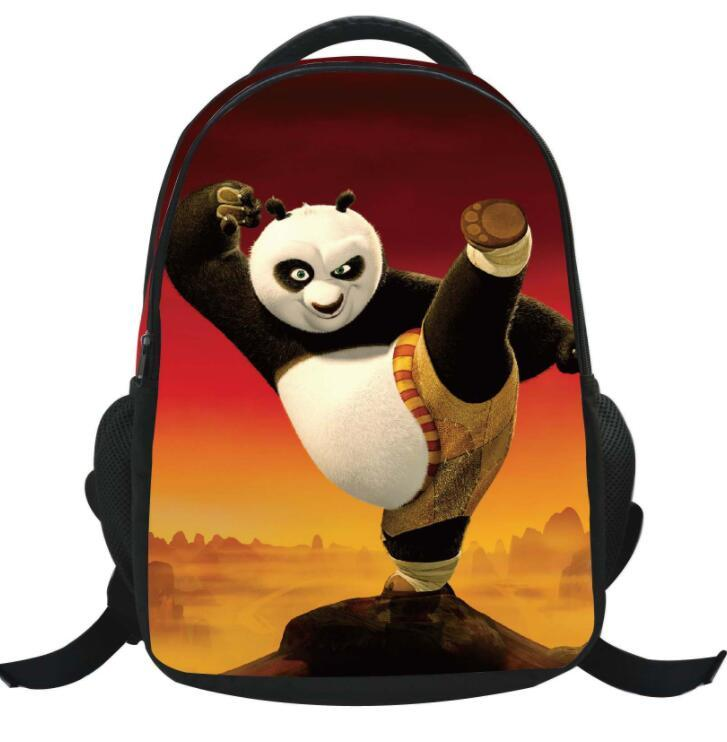 quality products stable quality shoes for cheap Cartoon Mochila Kung Fu Panda Backpack Children School Bags Primary School  Backpacks Girls Boys Kung Fu Panda Bag Laptop Bags For Women Shoulder Bags  ...