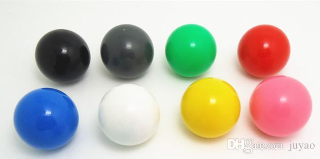 6 teile / los 35mm Gummi top Ball für joystick, arcade spielmaschine teil