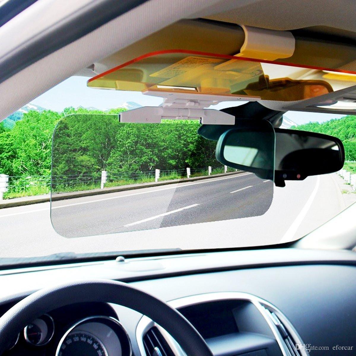 Day Night Vision Car Anti-glare Dazzling Goggle Driving Sun