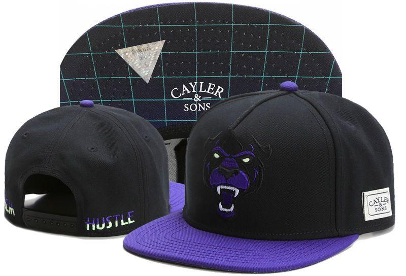 All'ingrosso Swag Cayler Sons Snapback Caps piatto Hip Hop Berretti da baseball per uomo Snapbacks Casquette Bone Aba Reta Bones Gorr