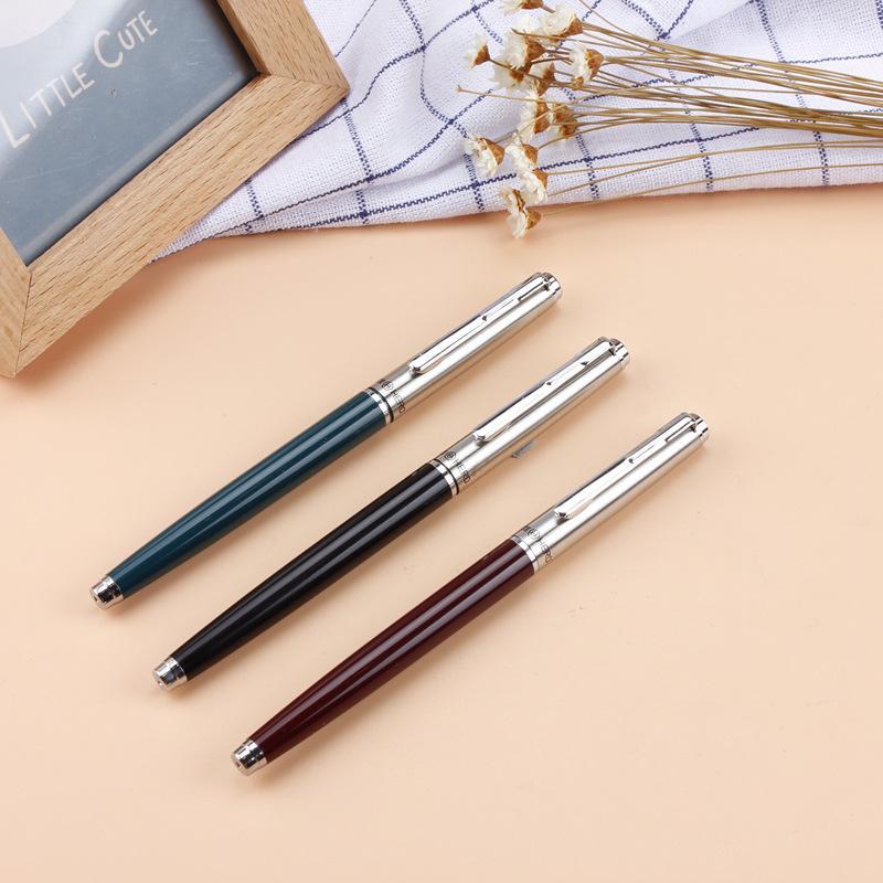 Venda direta é um herói caneta HERO 007 velho estudante caneta hero retro clássico caneta 0.5
