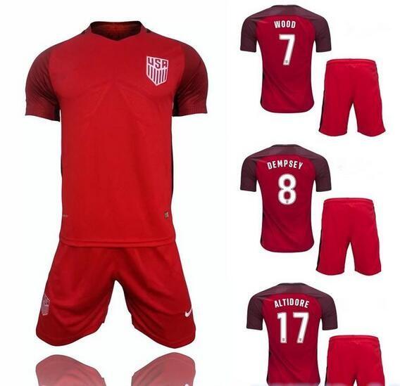 usa soccer jersey