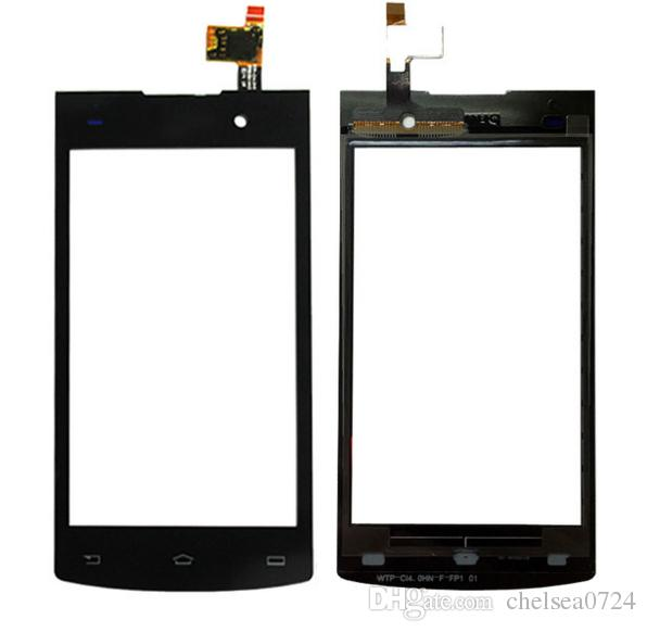 Brand New For Philips s301 s308 Digitizer Touch Screen Glass Black Color with tracking number