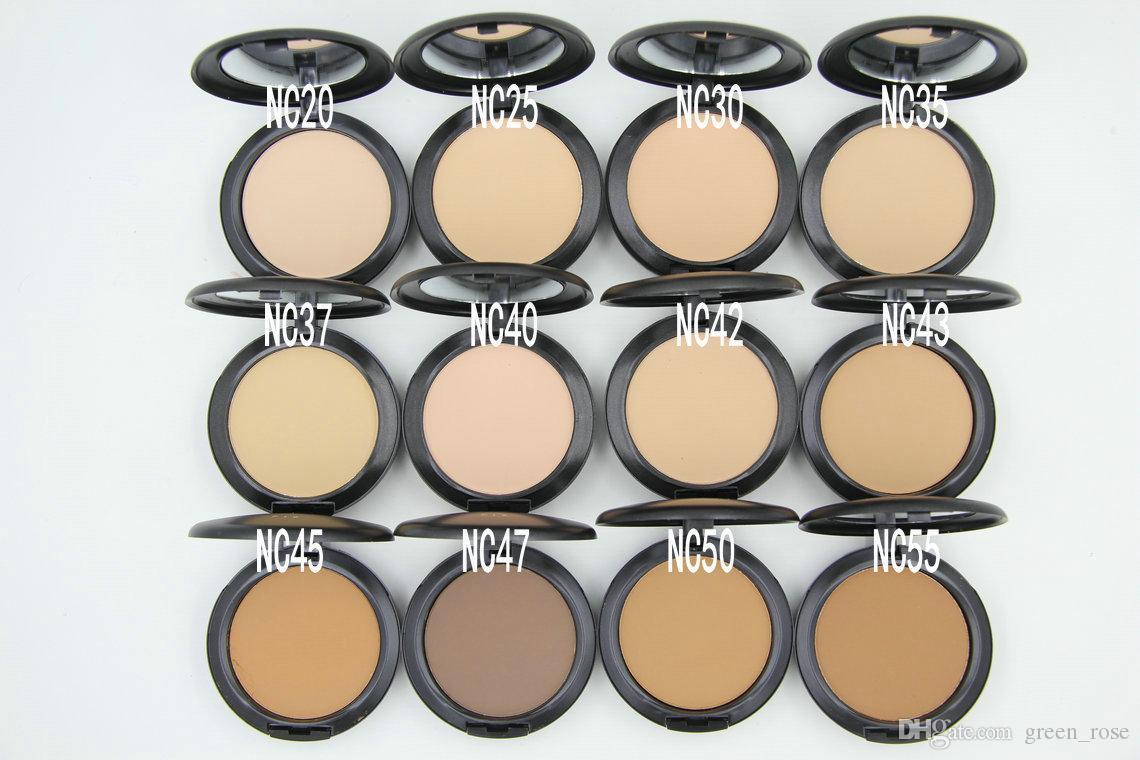حار مبيعات ماكياج مسحوق NC اللون إصلاح المساحيق الوجه بودرة بلس مؤسسة 15 جرام