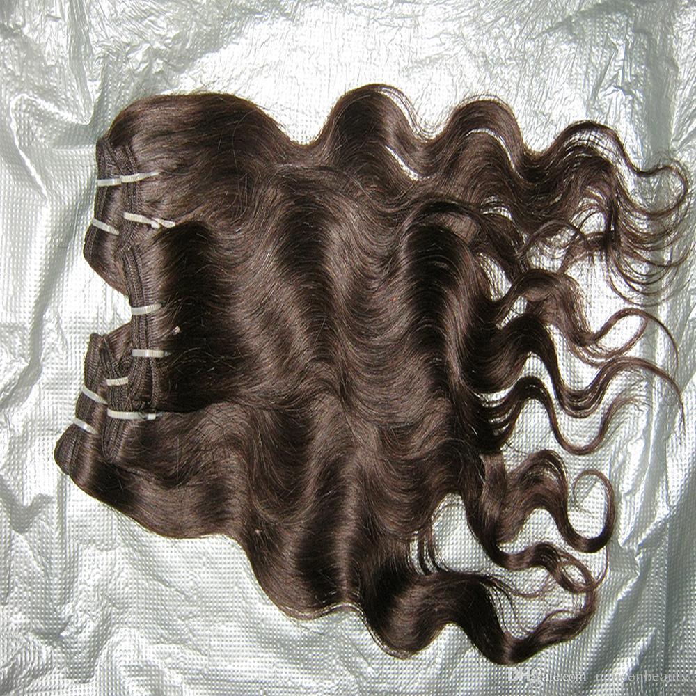 أسعار الجملة النوبي المحيط الجسم موجة الماليزية المصنعة الإنسان الشعر 10PCS جسم موجة الحياكة