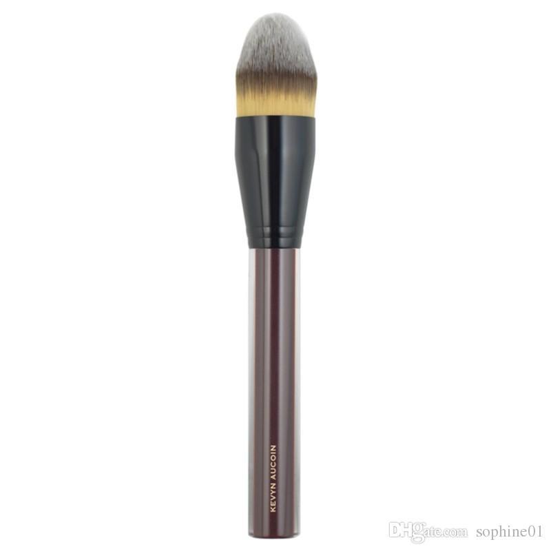 Kevyn Aucoin Professional Makeup Brushes الأساس فرشاة المكياج كونسلر كونتور كريم فرشاة كيت pinceis maquiagem