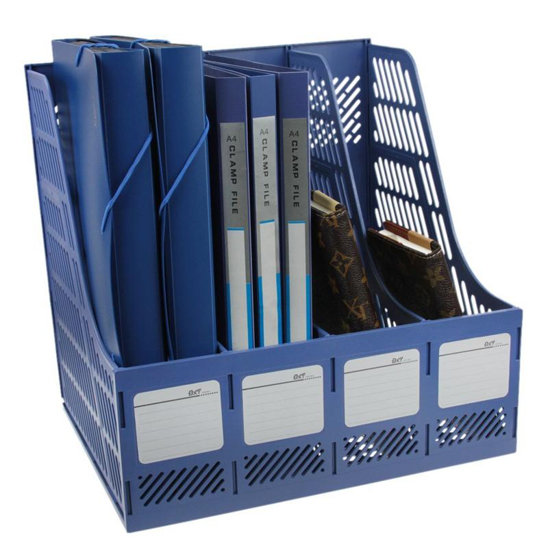 Plastic Desk File Holder Use To S Keep Catalogs Folders And Other Literature Neat Accessible With The Sy