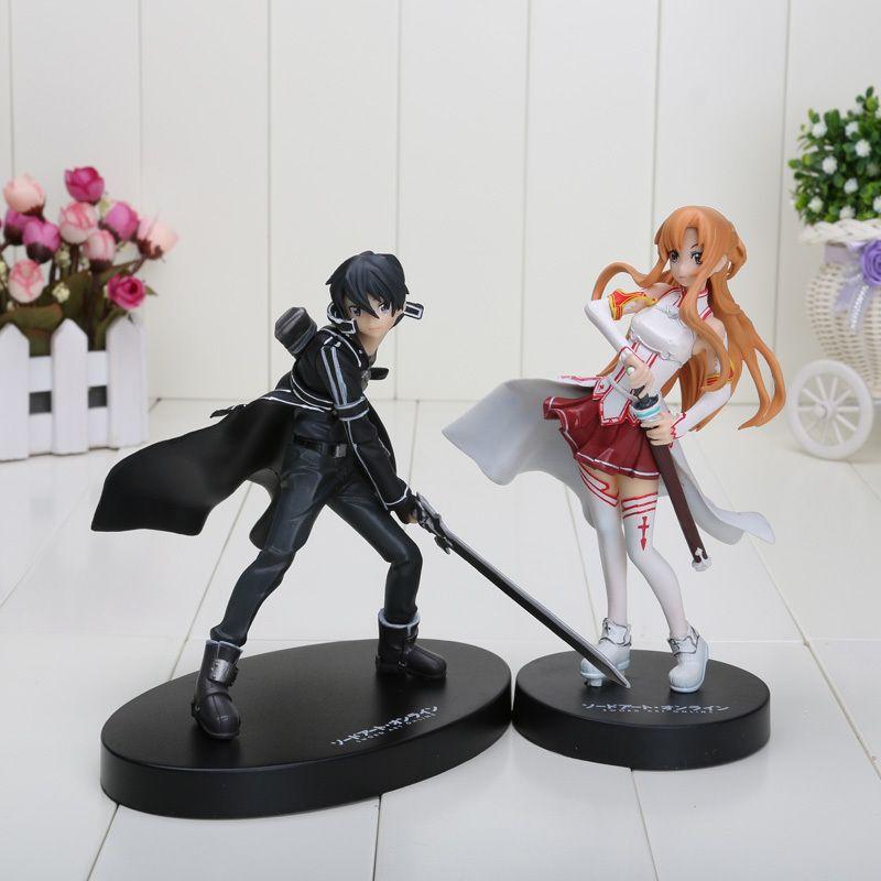 SAO Sword Art Online Asuna Figma PVC 5.9/'/' Anime Action Figure Figurine Collect