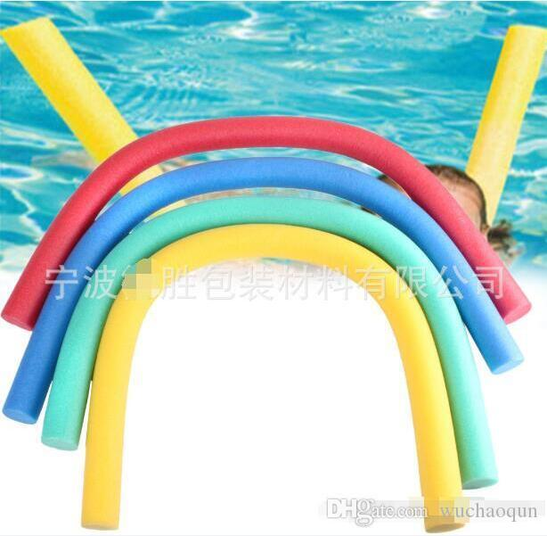2019 Pool Noodle Swimming Training Exercise Foam Water Noodle Kids Adults  Aid Float Pool Fun 6cmx1.5m From Wuchaoqun, $7.31 | DHgate.Com