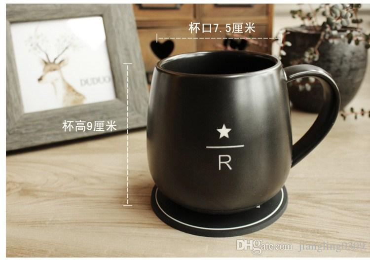Starbucks 16 oz Starbucks Black Reserve Mug