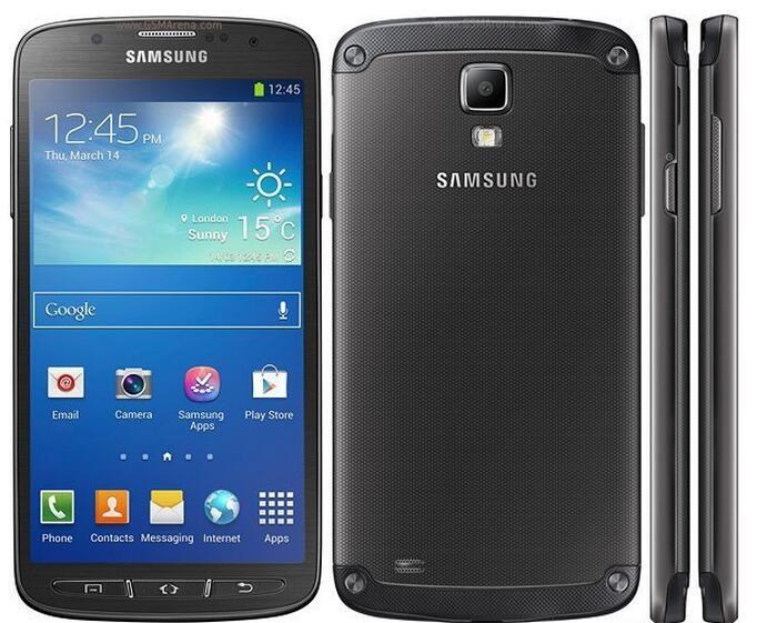 """Remodelado Original Samsung Galaxy S4 Ativo I9295 Desbloqueado Celular Celular Quad Núcleo RAM 2GB ROM 16GB 5.0 """"4G LTE"""