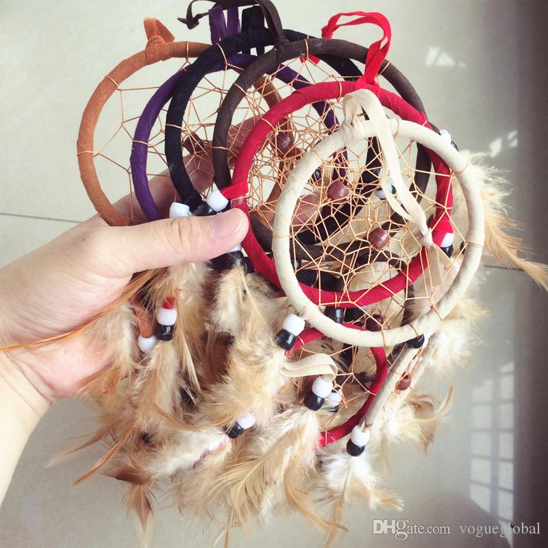 Dream Catcher Hangings Decor Dreamcatcher accessories birthday gift ring large paragraph