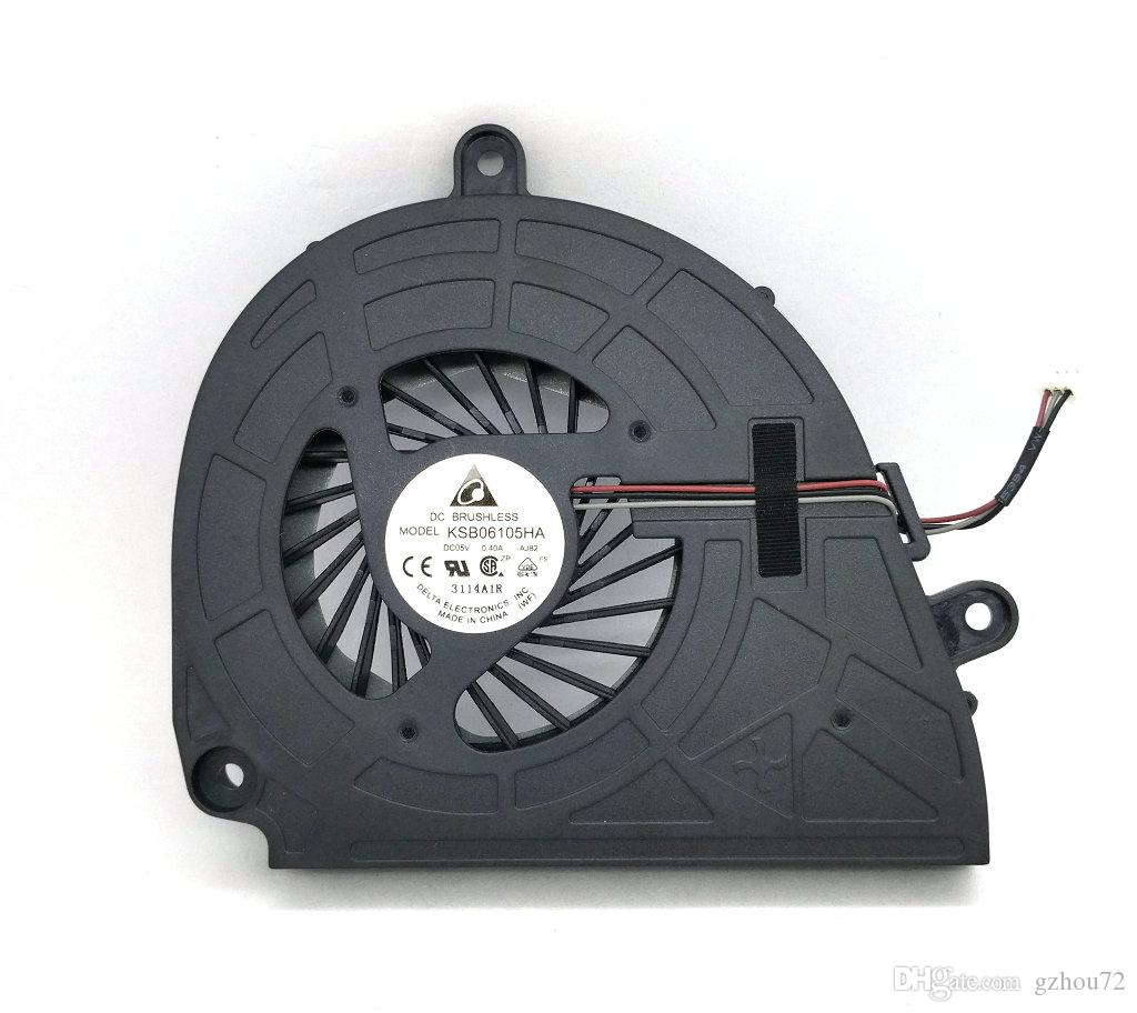 جديد الأصلي دلتا KSB06105HA -AJ82 5 فولت 0.40A مروحة تبريد الكمبيوتر المحمول