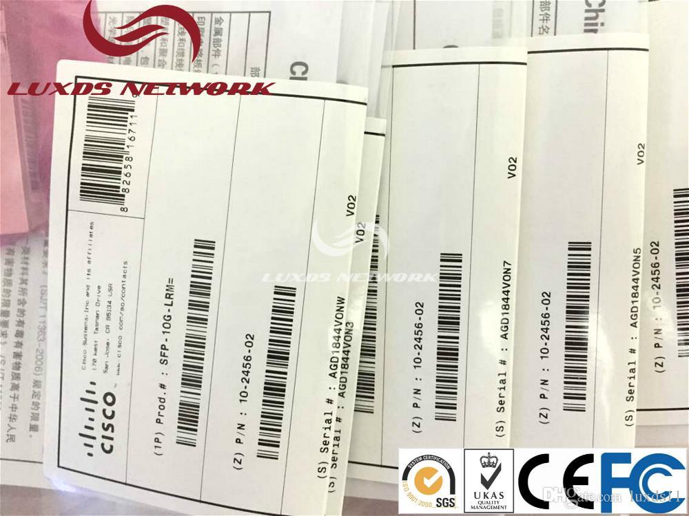TRANSCEIVER MODULE *DHL//FedEx SHIPPING NEW CISCO SFP-10G-LRM 10GBASE-LRM SFP